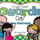 Candy Awards: 20 Super Sweet Awards &amp; Poems for End of Yea