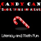 Candy Cane Sweet Treats and Activities