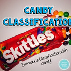 Candy Classification