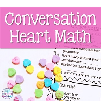 Candy Conversation Heart Math