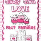 Candy Corn LOVE - Fact Families