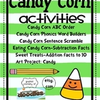 Candy Corn Math &amp; Literacy Centers