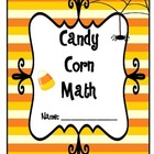 Candy Corn Math Packet