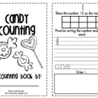 Candy Counting to 10