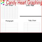 Candy Heart Graphing (Valentine's Day)