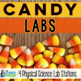 Candy Labs {4 Fun Physical Science Mini-Labs}