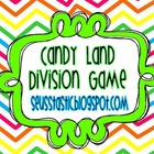 Candy Land Division Game