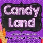 Candy Land Journey's Unit 2-1st Grade