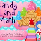 Candy Land Math