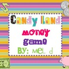 Candy Land Money Game