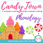 Candy Town Phonology