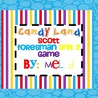 Candy Land Scott Foresman (Reading Street) Unit 2-1st Grade