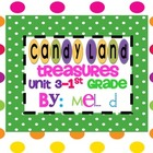 Candy Land Treasures Unit 3-Grade 1