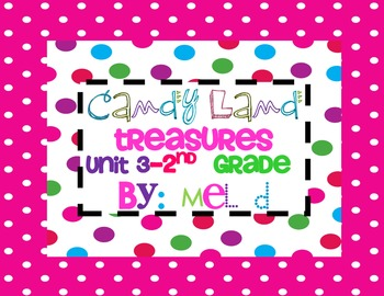 Candy Land Treasures Unit 3-Grade 2