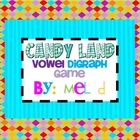 Candy Land Vowel Digraph Game
