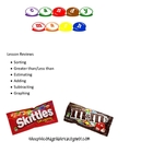Candy Math: Skittles/M&amp;M&#039;s