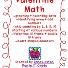 Candy Math for Valentine's Day