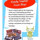 Candy Poems Motivational Treat Bags