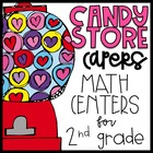 Candy Store Capers! 5 Common Core aligned Valentine Math C