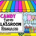 Candy Theme Pack from Teacher's Clubhouse