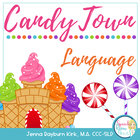 CandyLand Language Cards