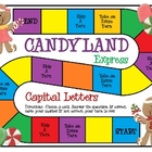 Candyland Express-Capital Letters