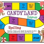 Candyland Express-Spelling