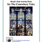 Canterbury Tales: Monk's Tale Activity Pack, Quiz, Summary