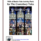 Canterbury Tales - Wife of Bath's Tale Activity Pack, Quiz