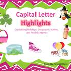 Capital Letter Highlights