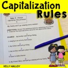 Capitalization Packet