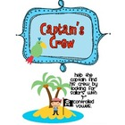 Captain&#039;s Crew - R Controlled Vowels (ar, er, ir, or, ur)