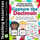 Capture the Decimals Game (CCSS)