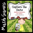 Capture the Facts - Addition &amp; Subtraction Fact Fluency