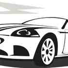 Car Coloring Pages Level 1 and Level 2