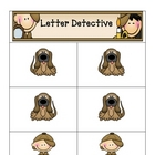 Card Matching- Detectives
