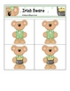 Card Matching- St. Pat&#039;s Bear