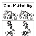 Card Matching- Zoo Match