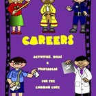 Career Day!  Community Helper Ideas and Activities for the