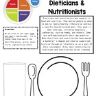 Career Lesson: Dietitians &amp; Nutritionists