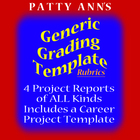 Career Path Options ~ A Generic Report Template for ALL Hi