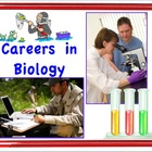 Careers in Biology Set of Mini-Posters For Classroom Display