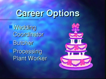 Careers related to Foods ~ Foods Careers PowerPoint by Kim