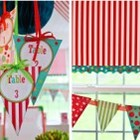 Carnival Table Pennants Classroom Decor