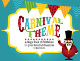 Carnival/Circus Classroom Decor Bundle