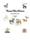 Carousel Horse Dominoes