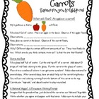Carrot Experiments - Science to Nibble On!