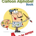 Cartoon Alphabet Book