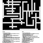 Casablanca - People & Places Crossword