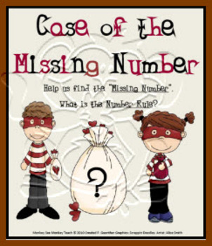 Case of the Missing Numbers? Whats my Rule?